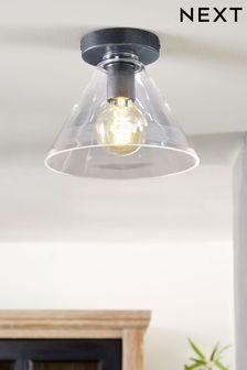 Cleveland Flush Ceiling Light