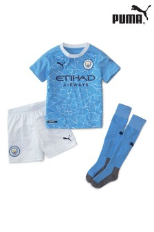 Puma Manchester City Home Mini Kit