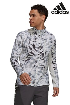 adidas All Over Print Fast Jacket