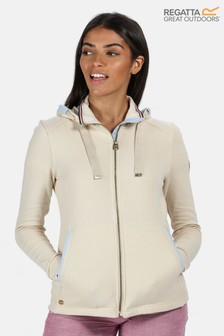 Regatta Cream Ramana Full Zip Fleece