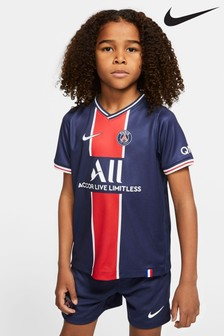 Nike Home PSG 20/21 Kids Kit
