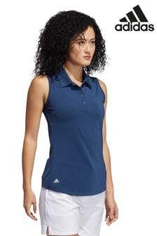 adidas Golf Ultimate 365 Sleeveless Polo Shirt