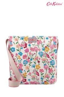 Cath Kidston Park Meadow Zipped Messenger Bag