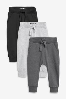 Mono 3 Pack Super Skinny Joggers (3mths-7yrs)