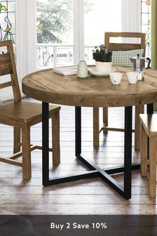 Brooklyn Round Dining Table By Baker Furniture