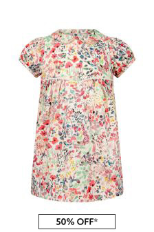 Bonpoint Baby Girls Multi Cotton Dress