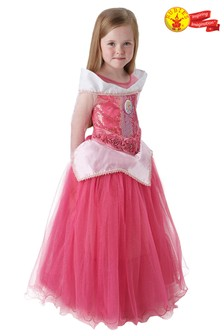 Rubies Pink Sleeping Beauty Premium Fancy Dress Costume