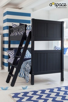 Prussian Blue Aspace Charterhouse Bunk Bed