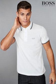 BOSS Tipped Paddy Polo Shirt