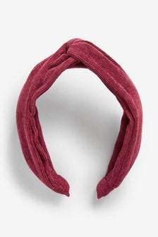Berry Knot Headband