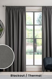 Buy Curtainsandblinds Curtainsandblinds Homeware Grey Grey From The