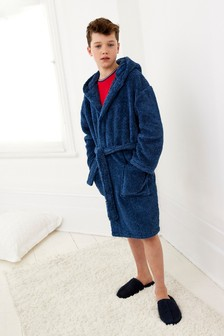 Navy Robe (1.5-16yrs)