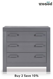 Grey Cody Chest By Woood