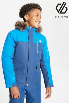 Dare 2b Blue Furtive Waterproof Ski Jacket