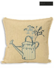 Watering Can Cushion by Riva Home