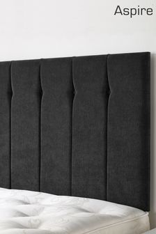 Charcoal Amberley Headboard by Aspire Furniture