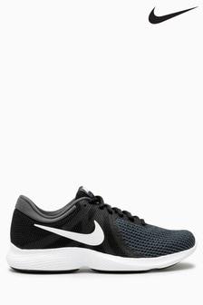 huge selection of 53728 e9115 Black Nike Run Revolution ...