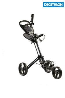 Decathlon Three-Wheel Compact Golf Trolley Inesis