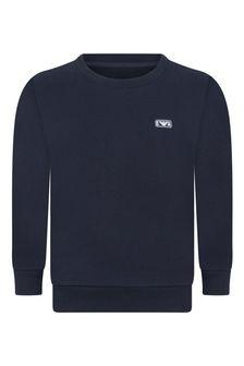 Boys Cotton Sweater