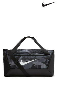 Nike Mens Camouflage Brasilia Camo Small Duffle Bag