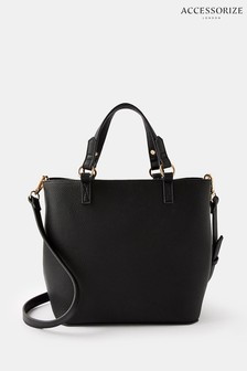 Accessorize Black Betty Handheld Bag