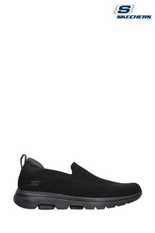 Skechers® Black Go Walk 5 Ritical Trainers