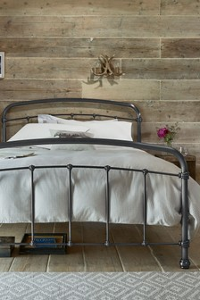 Black Shoreditch® Footend Bed