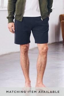 Navy Shorts Loungewear
