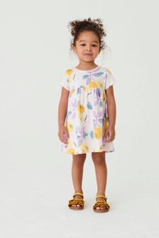 Lemons Organic Cotton Jersey Dress (3mths-7yrs)