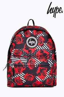 Hype. Multi Geo Roses Backpack