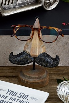 Moustache Glasses Stand