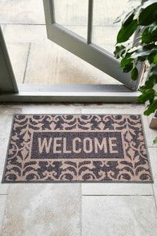 Washable Welcome Doormat