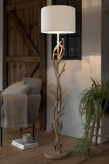 Antler Floor Lamp
