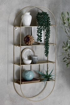 Metal Pill Shelf