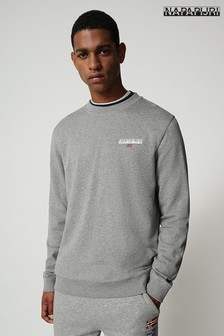 Napapijri Ice Crew Neck Sweatshirt
