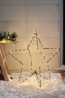 3D Star Decorative Light