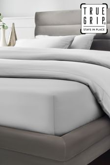 300 Thread Count Collection Luxe Extra Deep Fitted 100% Cotton Sheet