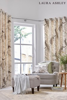 Laura Ashley Belvedere Eyelet Curtains