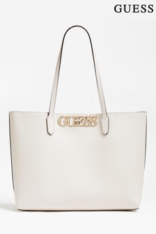 Guess Stone/Silver Uptown Chic Barcelona Tote Bag