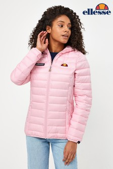 Ellesse™ Pink Lompard Jacket