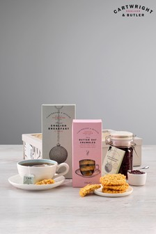 Classic Biscuits Gift Box by Cartwright & Butler