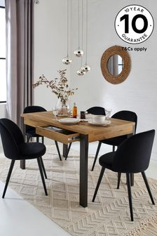 Bronx Storage Dining Table
