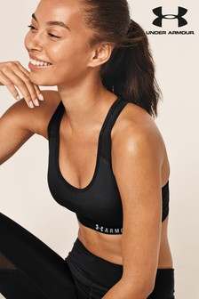 Under Armour Mid Keyhole Bra