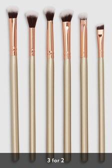 Set of 6 Eye Make-Up Brushes