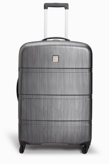Grey Large San Carlos Suitcase