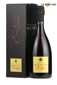 Le Bon Vin Jean Noel Haton Brut Champagne 75cl