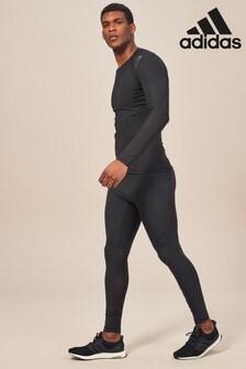 adidas Gym Black Alpha Skin Full Length Leggings