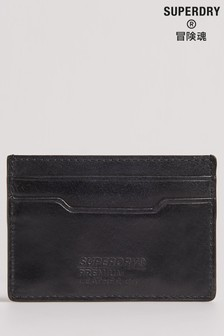 Superdry Leather Cardholder