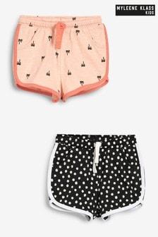 Myleene Klass Kids Shorts 2 Pack