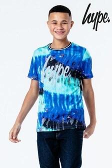 Hype. Blue Mix T-Shirt